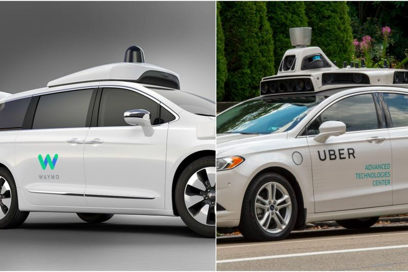 May 15th, 2017 Car News of the Day: Waymo teams up with Lyft, Uber continues its driverless program