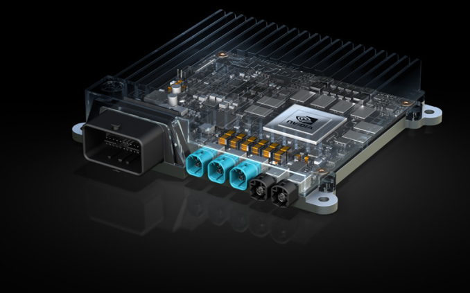 A look at Nvidia's DRIVE PX Platform