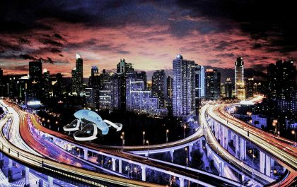 Toyota invests in flying car company Cartivator