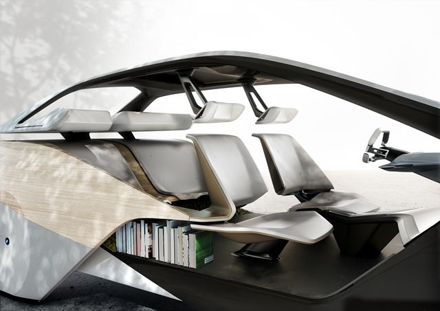 What Will the Inside of Self-driving Cars Look Like?