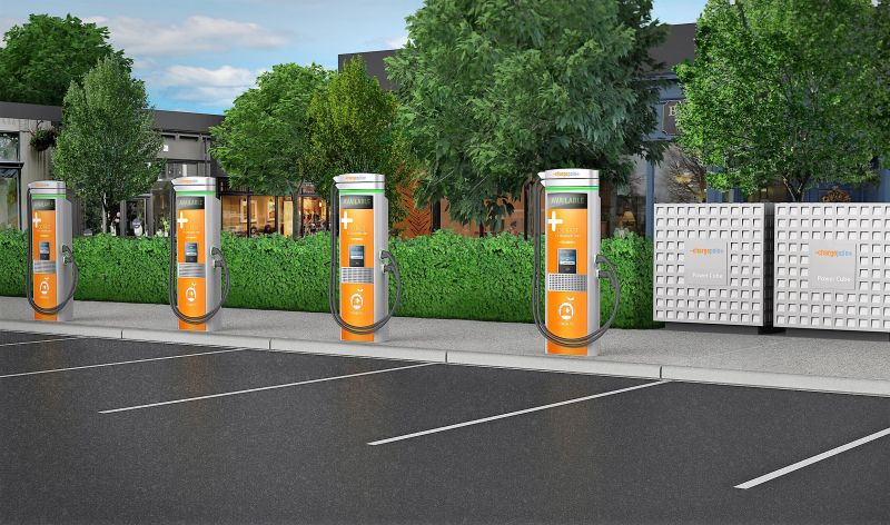 Silicon Valley based ChargePoint has just raised another $24 million