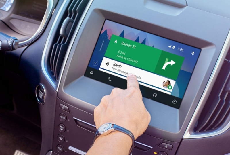 Ford Software Update brings Android Auto and Apple CarPlay to 2016