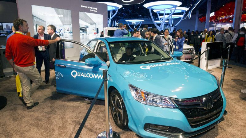 May 19th, 2017 Car News of the Day: Qualcomm tests wireless charging, Uber could fire Levandowski