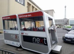 Modular Self-driving Tech to Disrupt Public Transportation