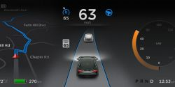 Elon Musk announces updated Tesla Autopilot available in June