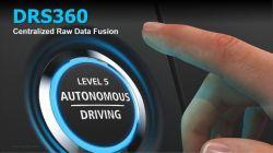 Mentor Automotive's New DRS360 Platform Enables Level 5 Autonomous Driving