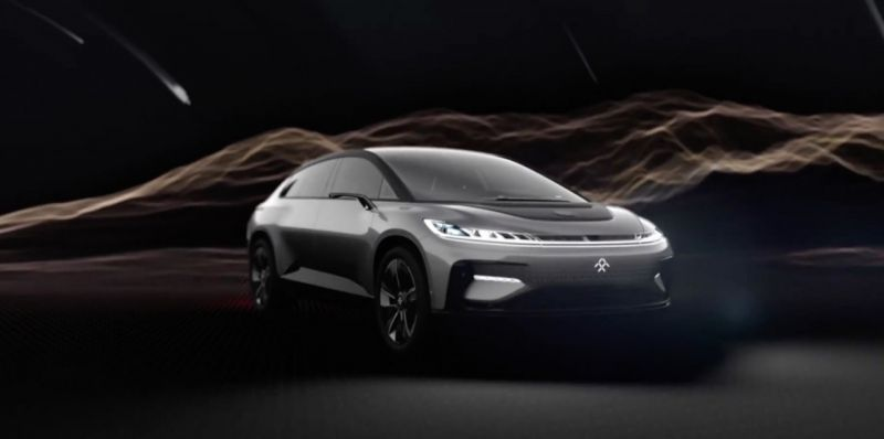 Faraday Future seeking $1B amid LeEco financial struggles
