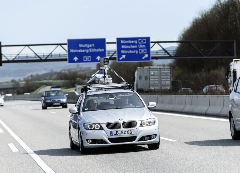 Germany Gives New Self-Driving Law the Green Light