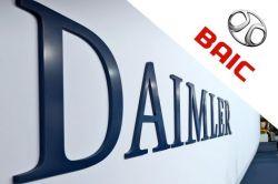 Daimler and BAIC to make EVs in China