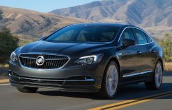 GM Adds eAssist to the 2018 Buick Lacrosse