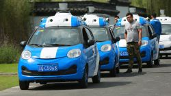 Baidu Collaborates with Bosch and Continental to Develop Driverless Technology