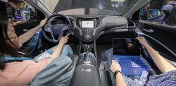 Baidu and Hyundai Announce Connected Car Partnership at CES Asia