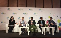 The Road Map for Self-Driving Vehicle Technology at CES Asia