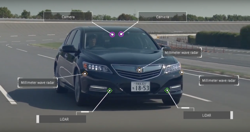 Honda Finally Enters the Autonomous Segment With a Target Year of 2025