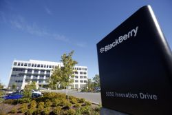 BlackBerry Developed Software That's Capable of Running Automobile Systems