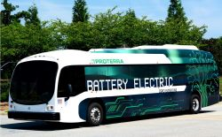 Electric Bus Maker Proterra Closes on Another $55 Million in Funding