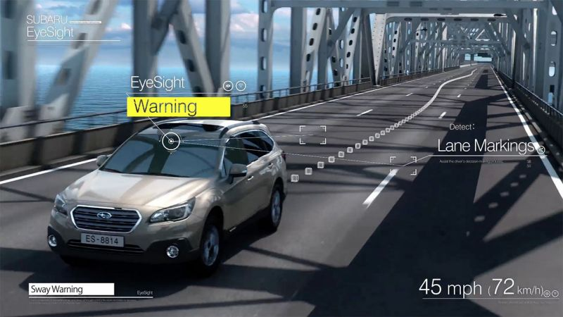 June 19th, 2017 News of the Day: Subaru Updates its Eyesight Self-Driving, Mercedes Targets Millennials