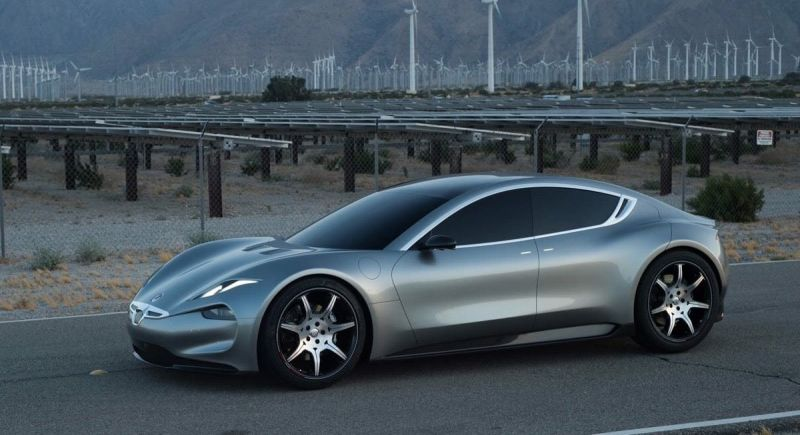 Fisker EMotion Takes EV Performance and Design to New Heights