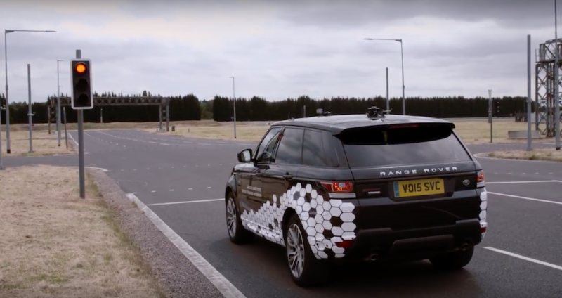 Britain's Autodrive Trials Continue to Spread Throughout the Country