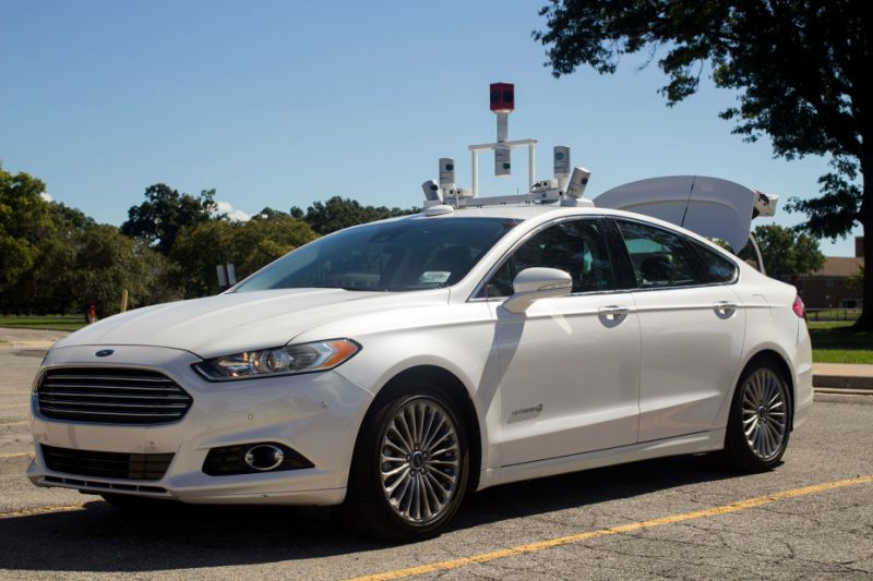 June 29th, 2017 News of the Day: Ford Forms Team for AI, Dubai to Patrol Streets With Driverless Cars
