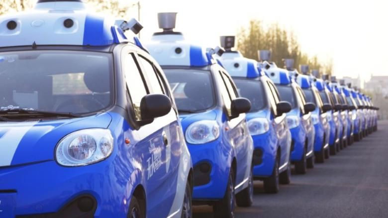 Baidu Working on China's Future Self-Driving Cars From Silicon Valley