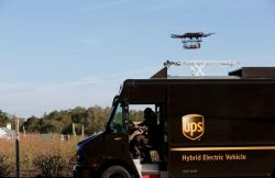 UPS Looks to the Future With Drone Delivery