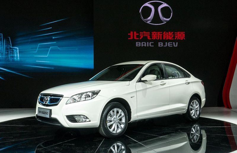 Chinese Automaker Baic Group Seeking Talents In Us