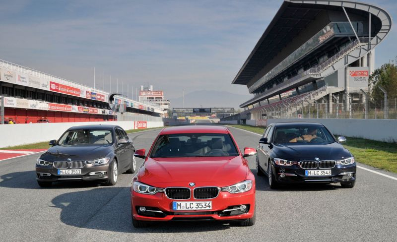 BMW Takes on Tesla with the Electric 3 Series