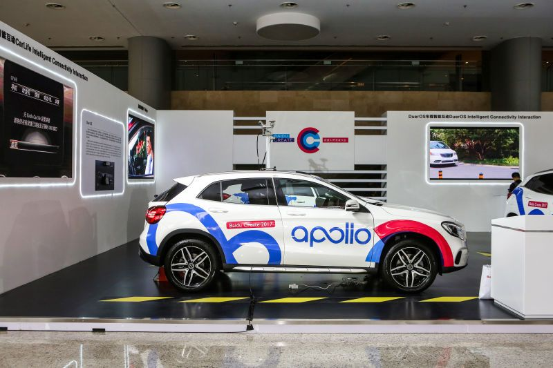 Baidu's Big Plans for Self-Driving with 'Project Apollo' Include NVIDIA