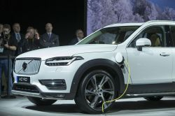 Volvo to Phase Out Gas Only Vehicles by 2019