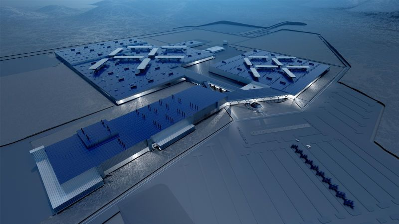 Faraday Future Halts Construction of $1 billion Factory in Nevada