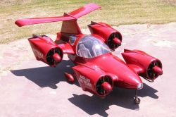 Moller International Auctions its Flying Car for $5 Million