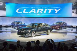 Honda Signs Agreement with Hitachi for Electric Vehicle Engines