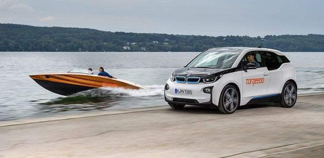 Marine Company Brings BMW Battery Tech to the Water