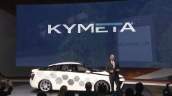 Kymeta Developing 5G Satellite Connected Car Technology