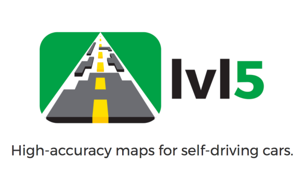 lvl5 Looks to Crowdsourcing for Help Building HD Maps for Self-Driving Cars