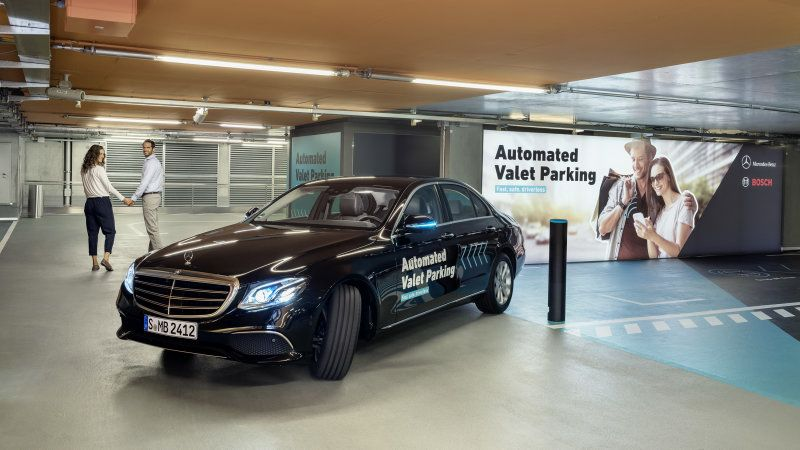 July 24th, 2017 News of the Day: Daimler & Bosch Team up on Autonomous Parking Garage, Jaguar Land Rover Opens Engine Factory in China