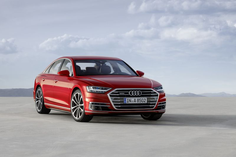 Autonomous Technology Will Make Cars Have A Short Lifespan - What company makes audi cars
