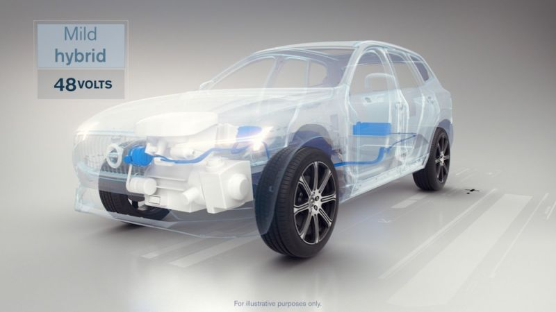 Volvo Strengths Geely Partnership to Increase Electric Vehicle Output