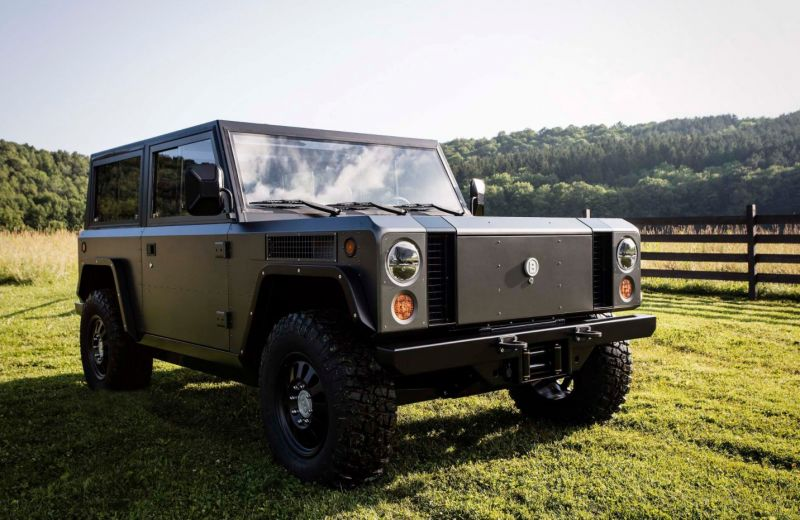 Electric Truck Brings Clean Driving Off-road