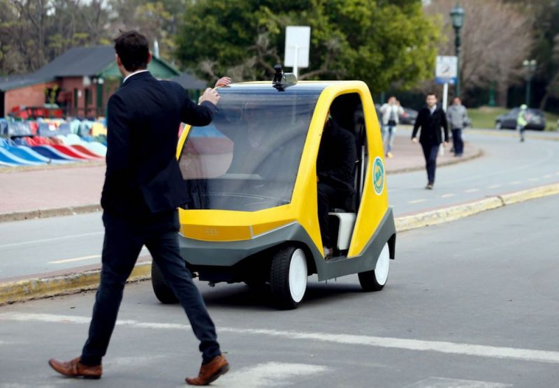 Humans Are the Largest Problem When it Comes to Driverless Cars