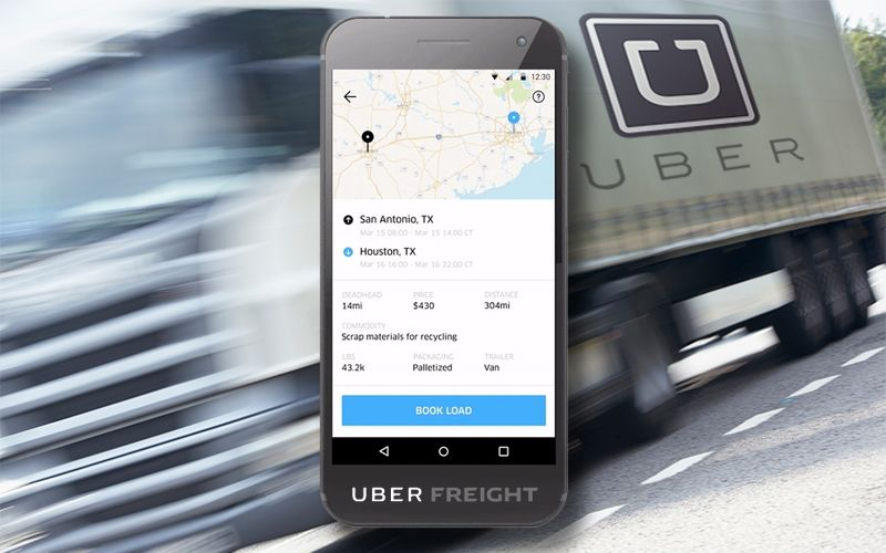 Uber Freight Expanding to Six New Markets