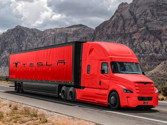 August 10th, 2017 News of the Day: Tesla Looks to Test Self-Driving Trucks in Nevada, Major Uber Investor Files Suit Against Ex-CEO, Autonomous Shuttle Being Tested at San Jose Airport