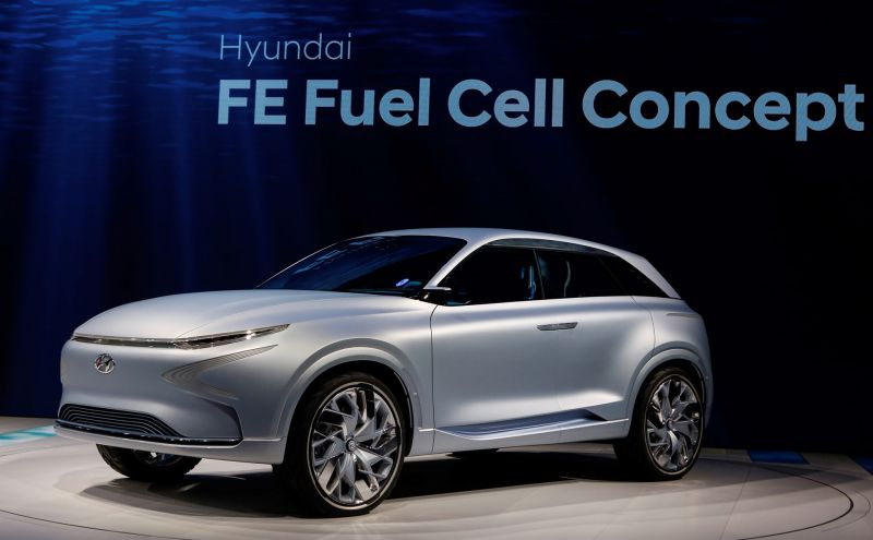 August 17, 2017 News of the Day: Hyundai Previews Fuel Cell Concept SUV, Chargepoint Extends its U.S. Presence, GM's Maven Car Sharing Service Quietly Expanding, May Challenge Uber