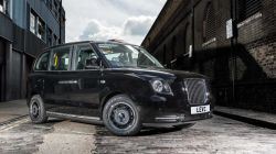 London Taxi Cabs Going Electric