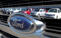 Ford and Zotye Auto Planning Joint Venture to Build EVs in China