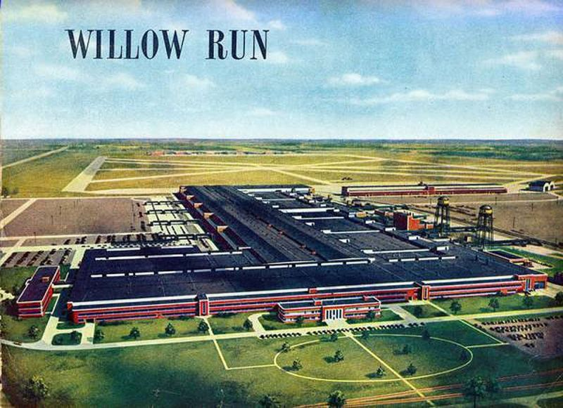 Historic Willow Run Facility to Become Hub for Autonomous Testing in Michigan