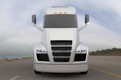 Tesla's Electric Semi-Truck Aiming for 200 to 300 Miles on a Charge