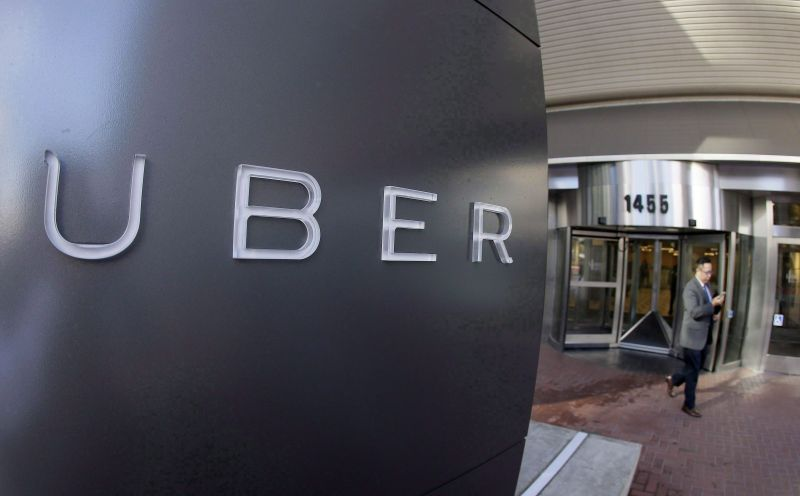 Uber Gets a New CEO from Travel Company Expedia