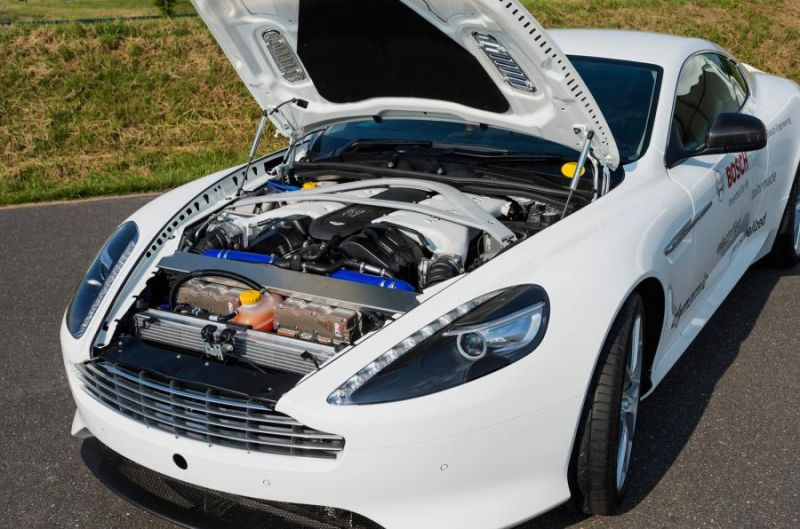 August 28, 2017 News of the Day: Aston Martin to Put Hybrid Tech in Every Car, Smart Teases Autonomous EV Concept, VW Engineer Receives 40-month Prison Term